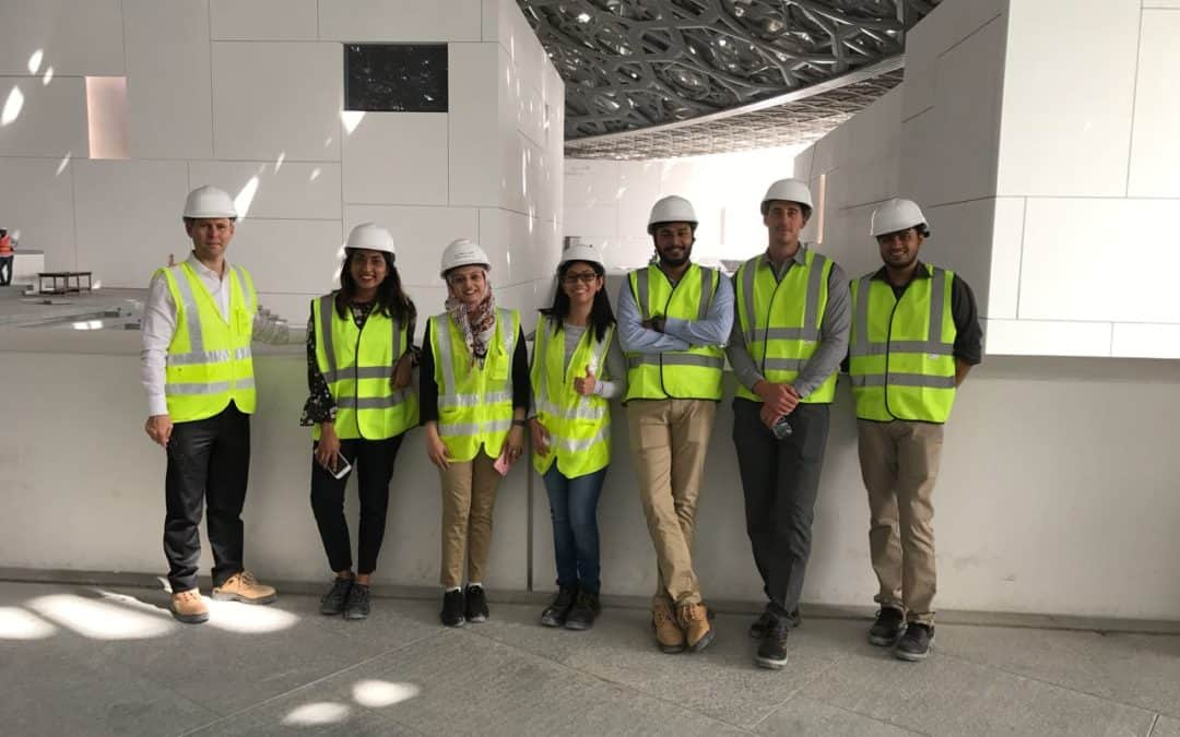 Simfoni Tail Spend team delivers OS&E packages for the Louvre Abu Dhabi Museum