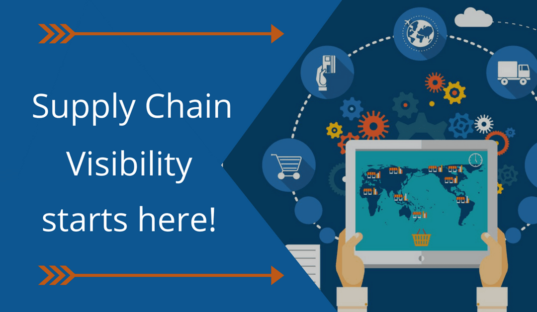 Supply Chain Visibility starts here!