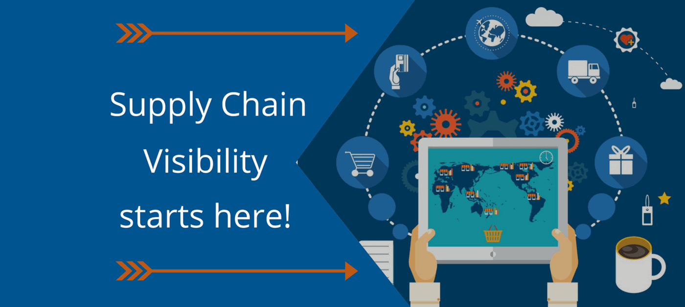 Supply Chain Visibility starts here! – Savings Management