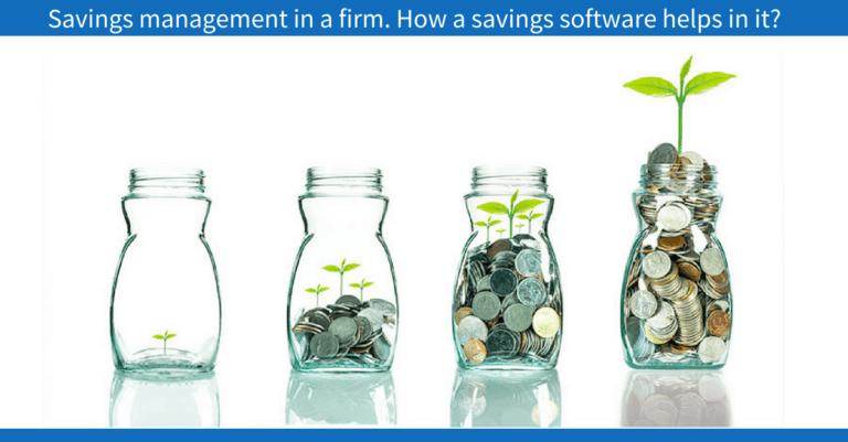 Savings Management