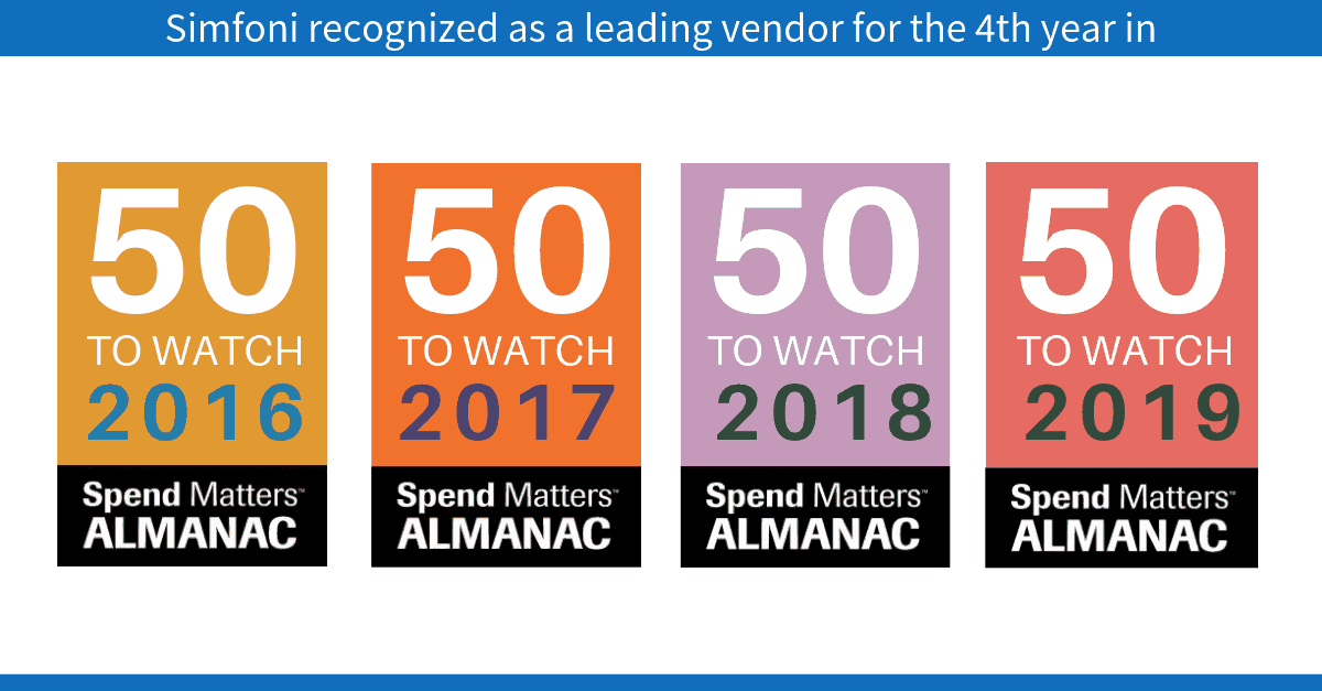 Spend Matters 2019 Almanac