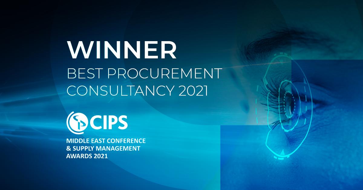 Simfoni Wins Procurement Award From World-Renowned CIPS Awards