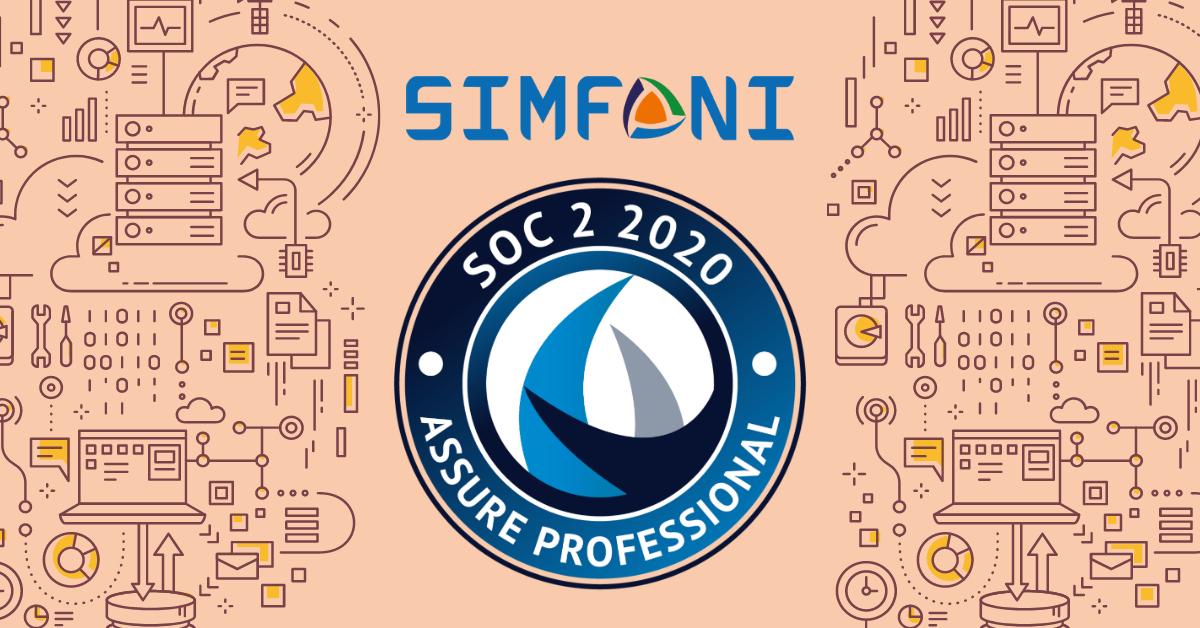Simfoni SOC 2 Type I Certification