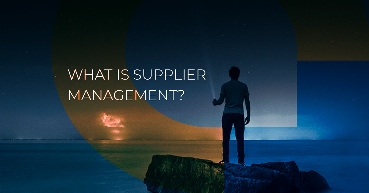 What is Supplier Management? Why and How it is Implemented?