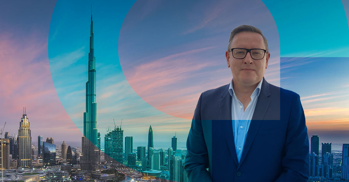 Simfoni Appoints Dan Quinn as General Manager of Middle East Region